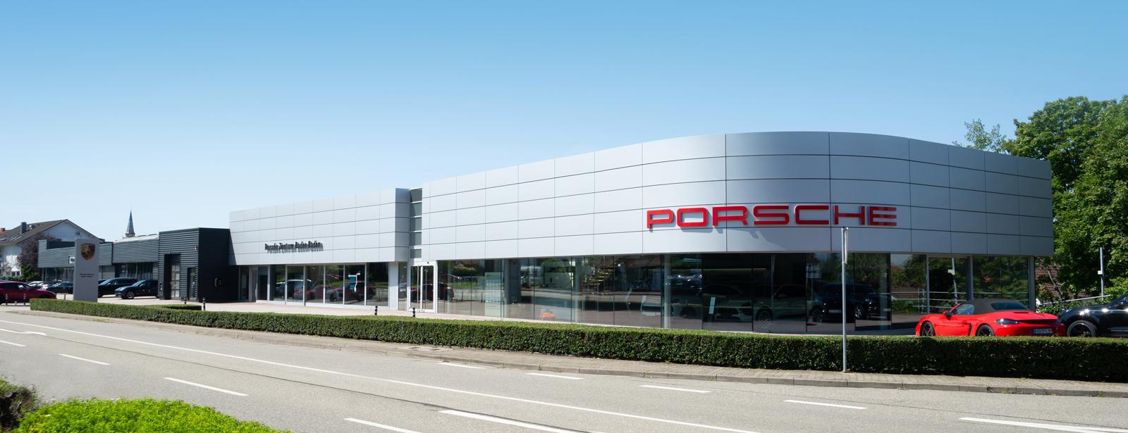 Porsche Centre Baden-Baden