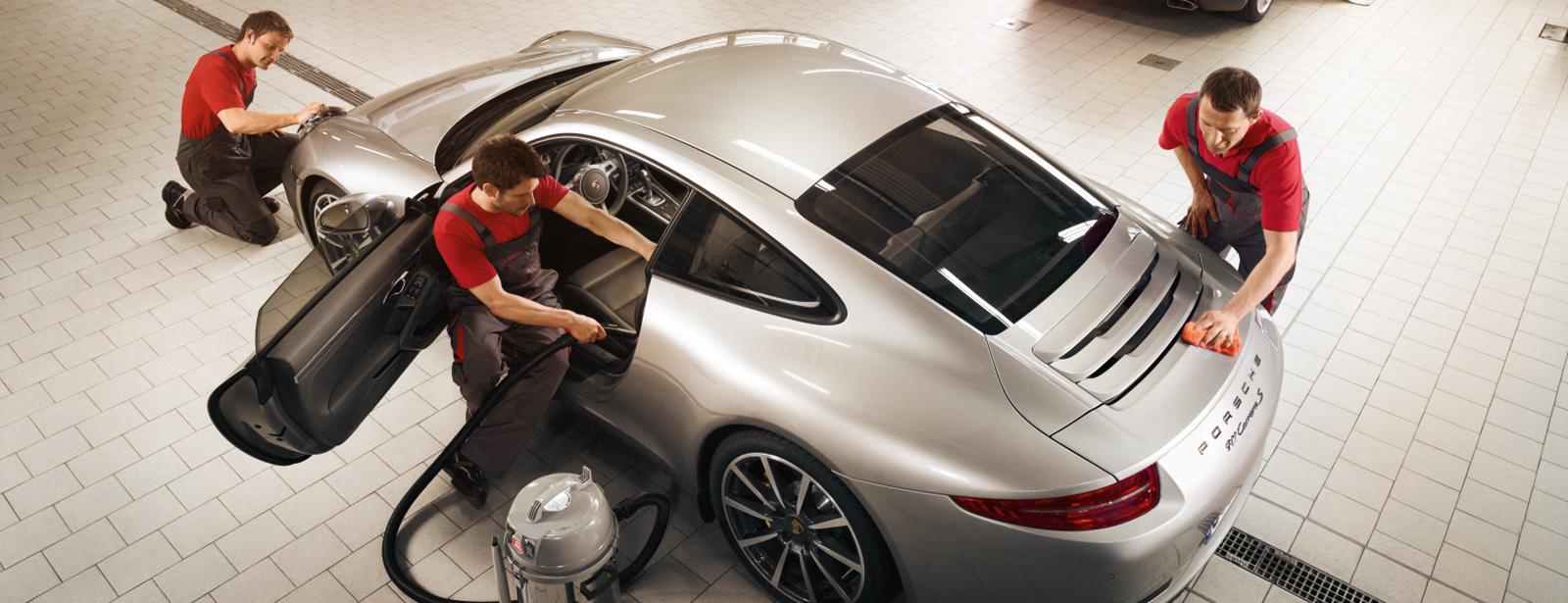 Porsche Car Cosmetic